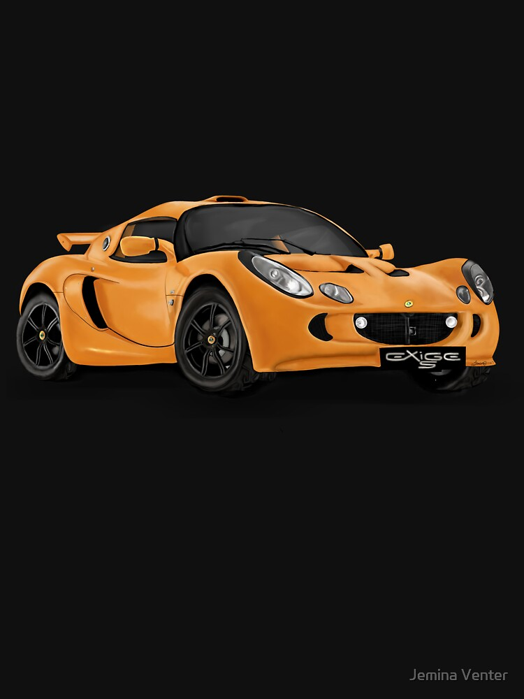 Missing: One Exige by jeminabox