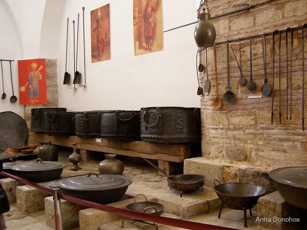 Topkapi Kitchen by Anita Donohoe