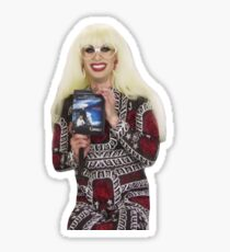 Katya Contact DVD Sticker