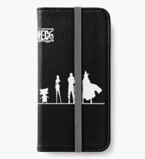 One Piece Phone Wallet iPhone Wallet/Case/Skin
