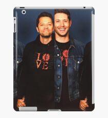 COCKLES ;) iPad Case/Skin
