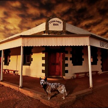 Birdsville Hotel by Cliff