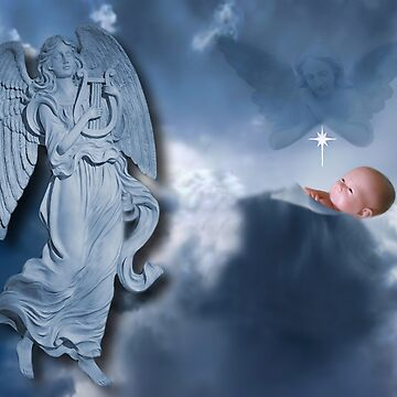 °♥ ˚ • ★FOR UNTO US A CHILD IS BORN>AVAILABLE AS PICTURE -CARD OR TRAVEL MUG °♥ ˚ • ★ by Rapture777