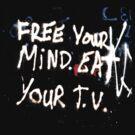 Eat TV_invert by AquaMarina