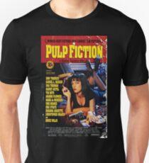 Camiseta ajustada Pulp Fiction