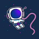 Floating in Space by perdita00