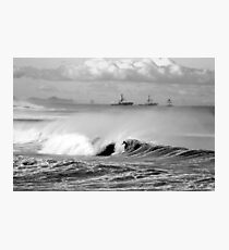 Bar/Dixon Beach Photographic Print