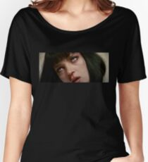 Mia Wallace OD  Women's Relaxed Fit T-Shirt