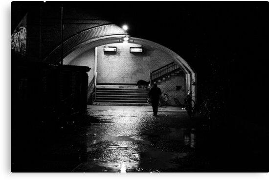 stalker by grayscaleberlin