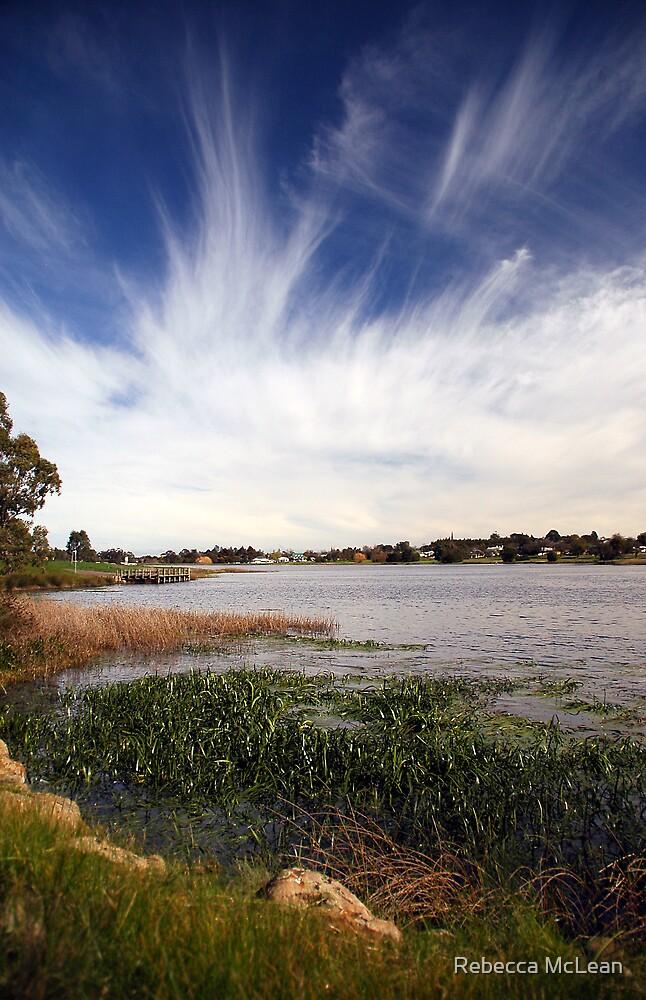 Lake Hamilton by Rebecca McLean