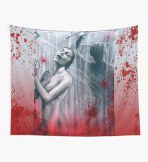 Shower Slasher Wall Tapestry