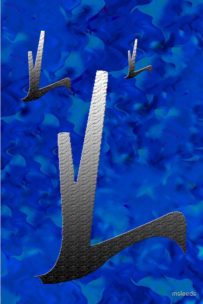 FlightBlue by msleeds