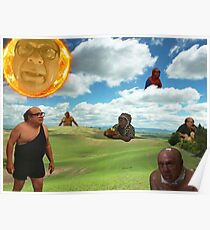 Danny DeVito Day Dream Poster