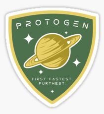 Protogen - The Expanse Sticker