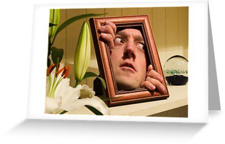 Shelf Portrait by Flibble
