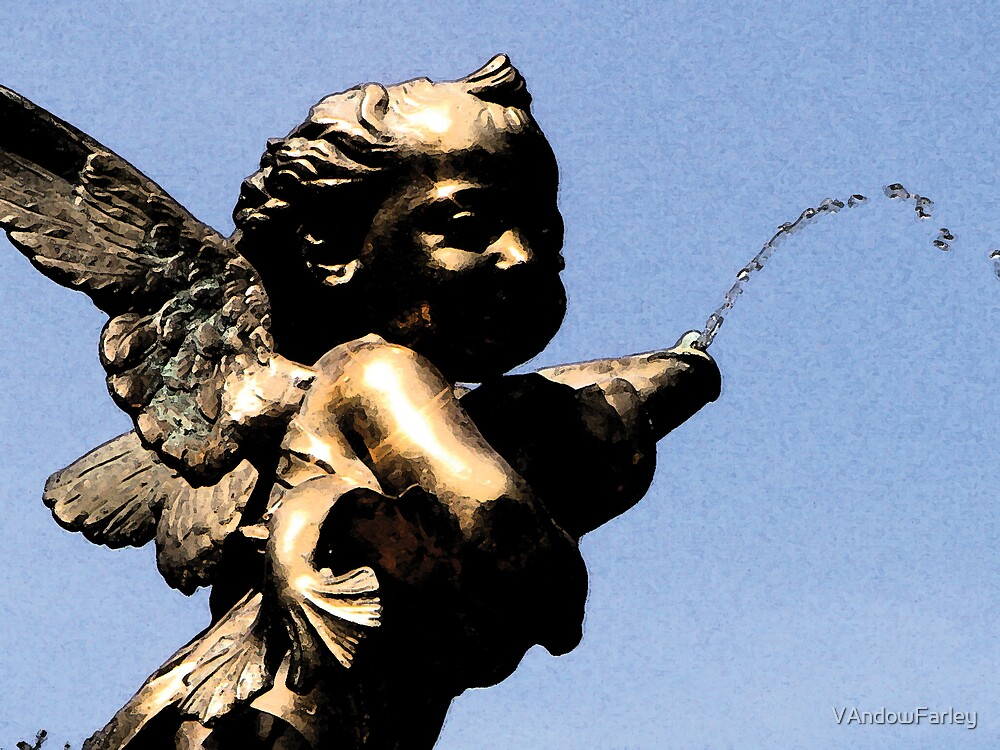 Putto of Springfield by VAndowFarley