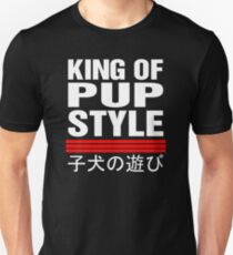 King Of Pup Style Unisex T-Shirt