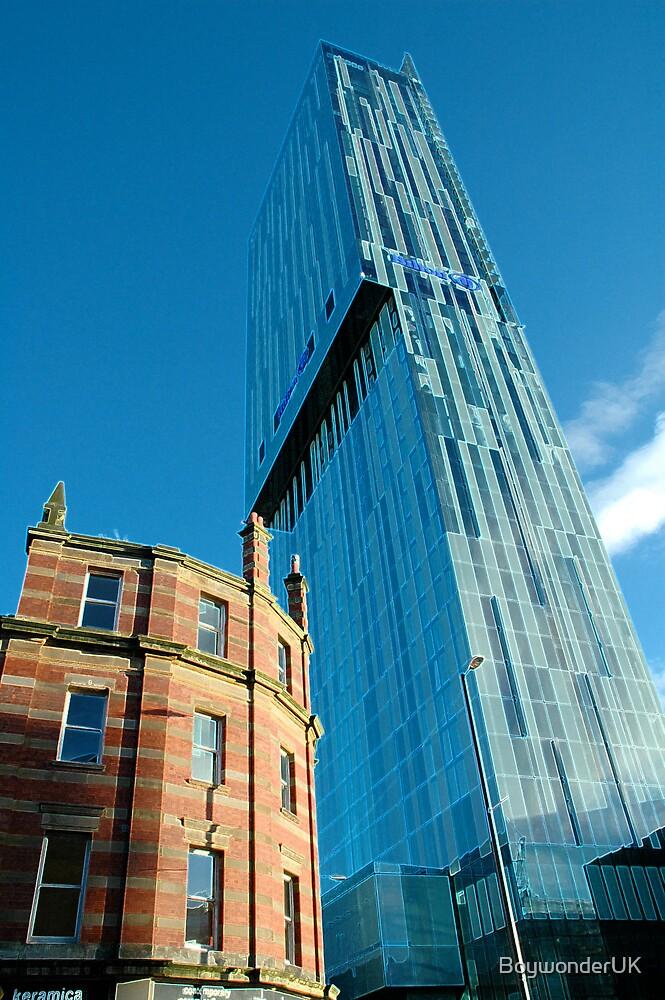 Beetham Tower Manchester. by BoywonderUK