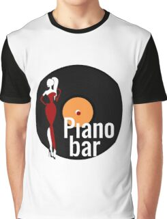 Vintage vinyl record cover  Graphic T-Shirt