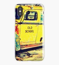 Old School #1 iPhone Case