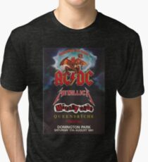 Monsters of Rock- Vintage Tri-blend T-Shirt