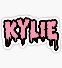 Kylie Jenner New Logo Shirt - New Style Sticker