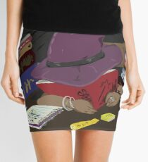 Witch Life Mini Skirt