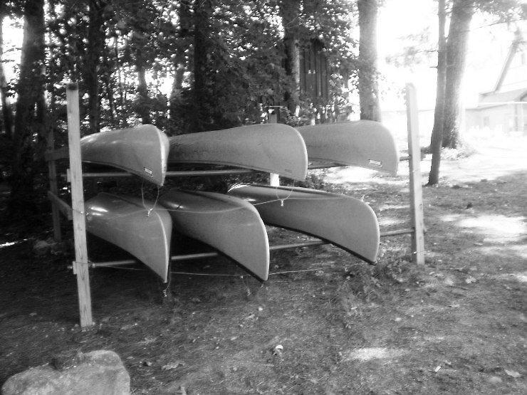 Canoes by megabetic