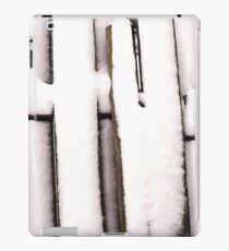 Cold Fence iPad Case/Skin