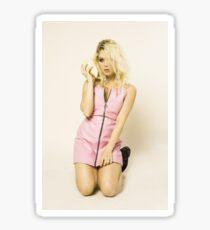 "Transviolet ""Sarah"" Stickers & Phone Cases Sticker"