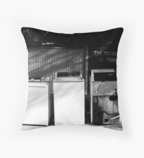 Laundry Throw Pillow