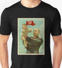 Camiseta ajustada BABY TRUMP WITH PUTIN