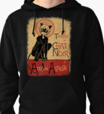 Tournee du Chat Noir Pullover Hoodie