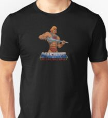 Masters Of The Universe - Logo - Dirty T-Shirt