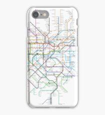 London Rail & Tube iPhone Case/Skin