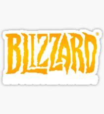 blizzard 1 Sticker