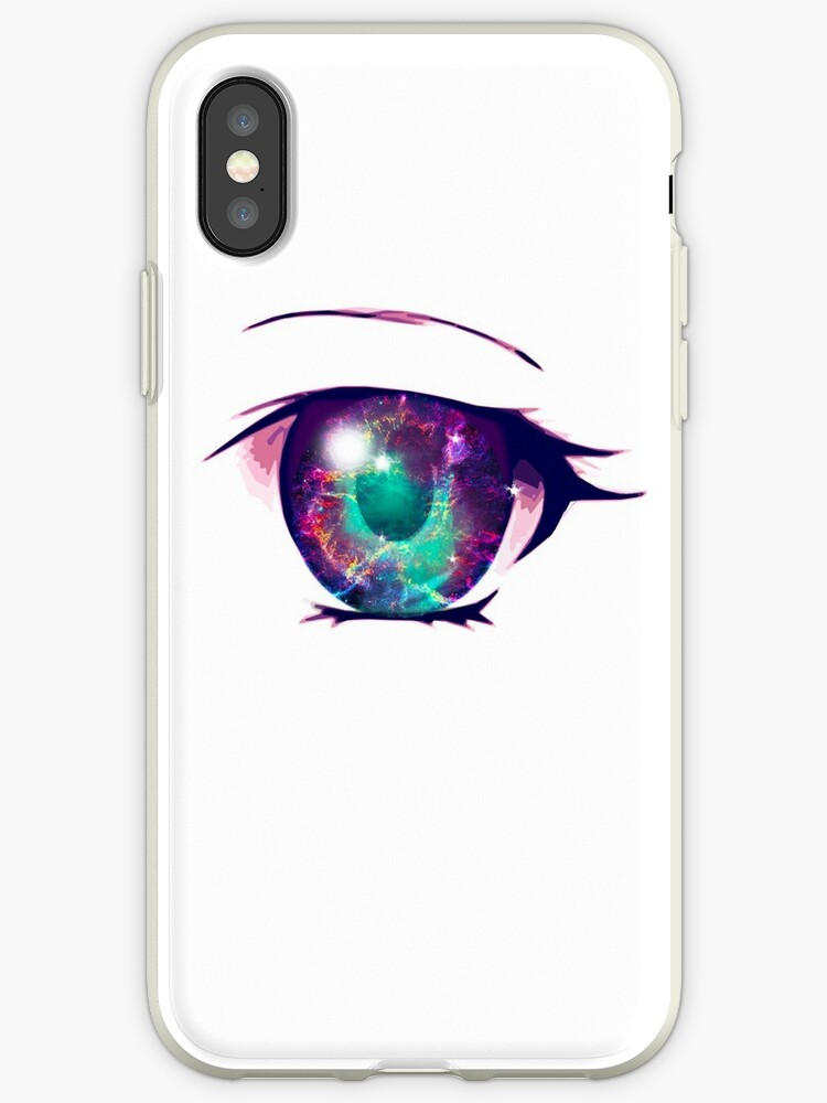 Anime Eyes - Galaxy 1 by Dacdacgirl