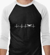 Drone Pilot Heartbeat T-Shirt