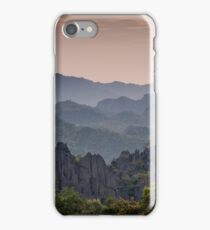 End of the day in Khammouane, Laos iPhone Case/Skin