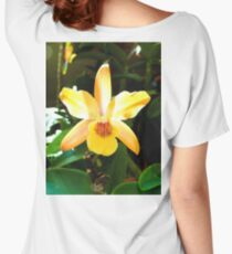 Backlit Orchid  Women's Relaxed Fit T-Shirt