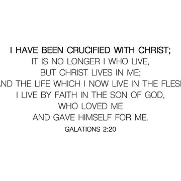 Crucified With Christ by kmingee
