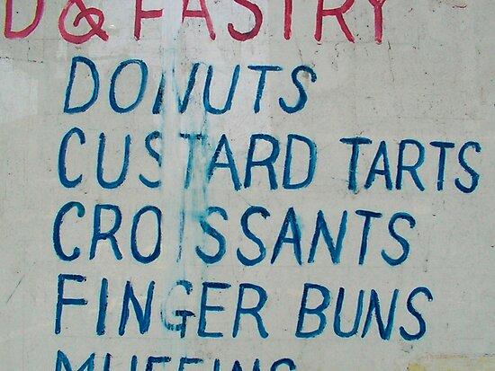 Donuts...Finger Buns by John Douglas