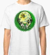 Spring in a Globe Classic T-Shirt