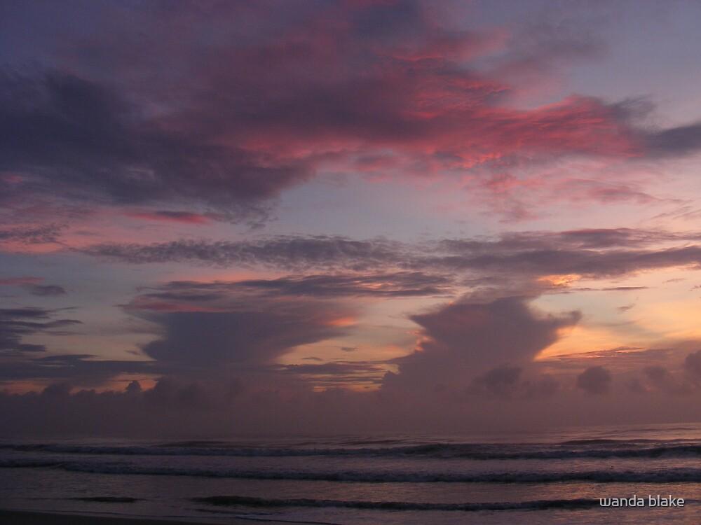sunrise by wanda blake