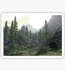 Skyrim - Falkreath Environment Sticker