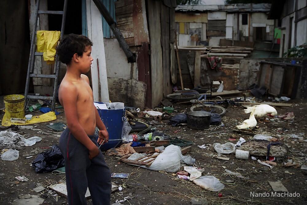 The Urban Way #5 - Backyard by Fernando Machado