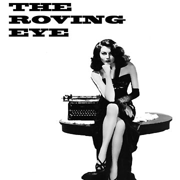 The Roving Eye by SingularityCo