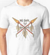 #NODAPL - STANDING ROCK Unisex T-Shirt