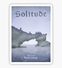 Skyrim - Solitude Sticker