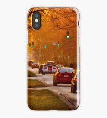 rush hour iPhone Case/Skin